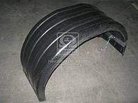 Локер Крыло грузовое,односкатное,рифленое (шир. 430) (трапеция)Прицепы,Полуприцепы (пр-во Украина) Локеры