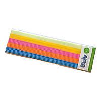 Набор стержней для 3D-ручки Яркие, (25 шт., металл/глянец/светятся в темноте), 3Doodler Create (PL-MIX13)