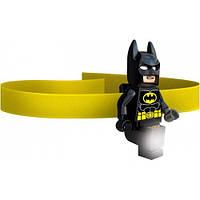 Бэтмен, фонарик на голову, Lego Супергерои, IQ