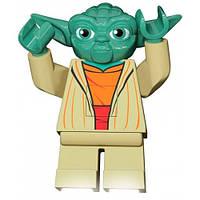Йода, фонарик, Lego Star Wars, IQ