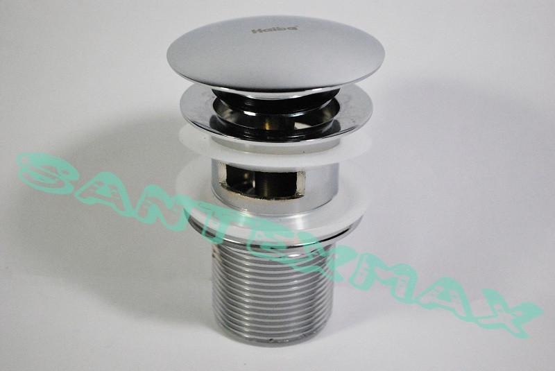 Донный клапан Haiba C0A11 нажимной Clic-Clack