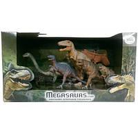 Динозавры, 7 фигурок, серия А, HGL