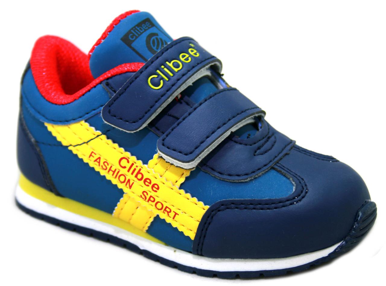 5b467c5e Детские кроссовки для мальчика Clibee Румыния размеры 20-25 - купить ...
