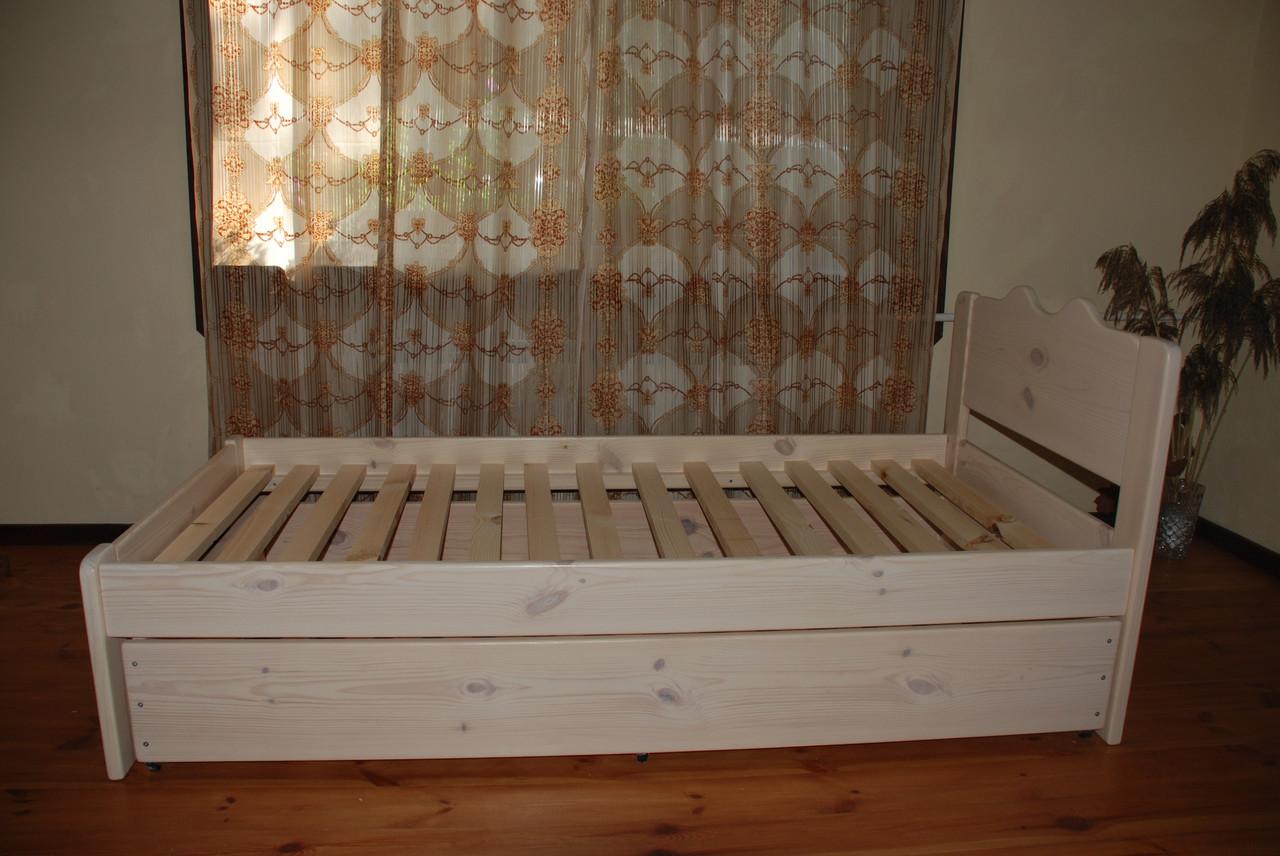 Натуральное дерево шкаф кровать