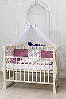 Постельное белье в кроватку малышу