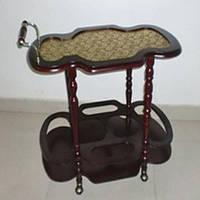 Сервировочный стол на колёсах, арт. ТС033