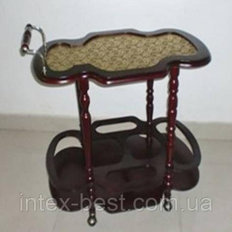 Сервировочный стол на колёсах, арт. ТС033, фото 2