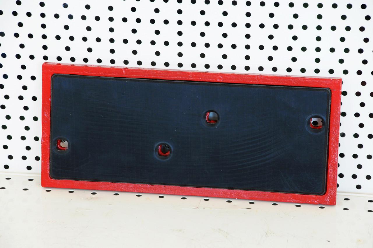 Полевая доска со вставкой для плуга ПЛН