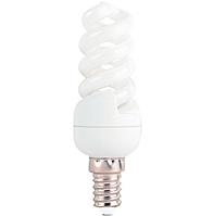 Компактная люминесцентная лампа T2 Mini Full-spiral 11Вт 4100К Е14