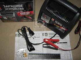 Зарядное устройство, 4Amp 12V, аналоговый индикатор зарядки,  DK23-1204CS