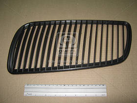 Решетка облицовки радиатора ГАЗ 3110 лев. (покупной ГАЗ) (арт. 3110-8401193), AAHZX