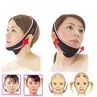 ТОП ВЫБОР! Маска для лица с 3D эффектом лифтинг Face Lift up belt, маска для подтяжки лица, 1002165, Маска для лица с 3D эффектом лифтинг Face Lift up