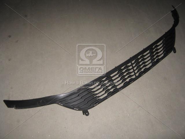 Решетка бампера переднего средняя KIA RIO 11- (производство TEMPEST) (арт. 311903910), ACHZX