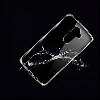 Чехол силиконовый прозрачный для LG G4 Mini, 0.5mm