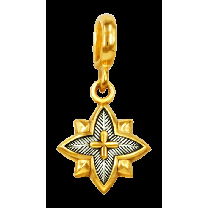 Бусина Вифлиемская звезда