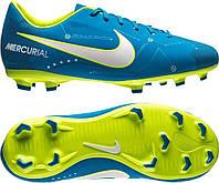 Детские футбольные бутсы Nike JR Mercurial Victory VI Neymar FG 921488-400