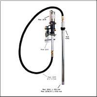 Flexbimec 2076 - Пневматический насос для перекачивания масла средней/высокой вязкости 13 л/мин