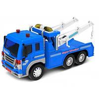 Техническая помощь со светом и звуком (28 см), Junior trucker