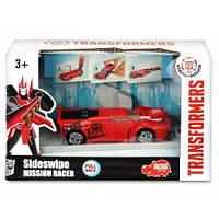 Автомобиль Миссия Сайдсвайп с пусковой платформой, 11 см, Transformers, Dickie Toys