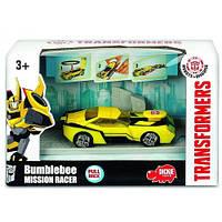 Автомобиль Миссия Бамблби с пусковой платформой, 11 см, Transformers, Dickie Toys