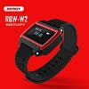 Умные часы Remax Smart Sports Bracelet RBW-W2 красный спорт браслет