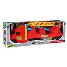 Super Truck пожарная машина. 80 см, Wader 36570