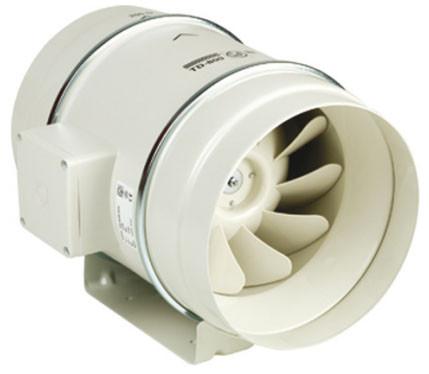 Канальный вентилятор Soler&Palau TD-4000/355 TRIF MIXVENT