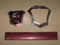 Эмблема решетки радиатора ВОЛГА 2410 (пр-во Россия) 2410-8401384