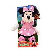 Мягкая игрушка Мышка Минни, 25 см, Disney (60351)