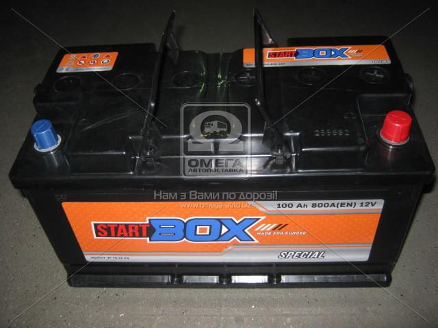 Аккумулятор  100Ah-12v StartBOX Special (352x175x190),R,EN800 (арт. 5237931144), AGHZX