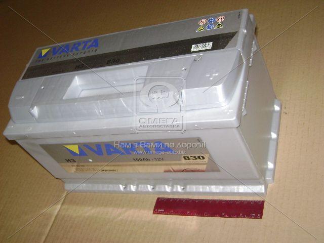 Аккумулятор  100Ah-12v VARTA SD(H3) (353x175x190),R,EN830 (арт. 600402083), AHHZX