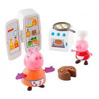 Игровой мини-набор Кухня Пеппы, Peppa Pig