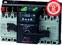 Автоматический ввод резерва YCQ2CB-160, 100А, 3Р, 380В, 30кА, CNC