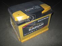 Аккумулятор   60Ah-12v KAINAR Standart+ (242х175х190),L,EN540 (арт. 060 261 1 120 ЖЧ)