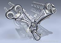 Ремонт двигателей Mercedes, фото 1