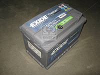 Аккумулятор  77Ah-12v Exide PREMIUM(278х175х190),R,EN760 (арт. EA770), rqm1