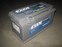 Аккумулятор 100Ah-12v Exide PREMIUM(353х175х190),R,EN900 (арт. EA1000), rqm1