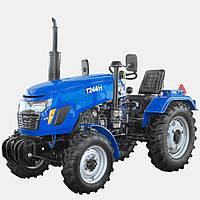 Трактор, Минитрактор T244Н (24 л.с., 3 цилиндра,  ГУР, KM385, КПП (3+1)х2)