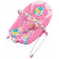 Кресло-качалка Полет бабочки (розовое), Bright Starts