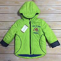 Детская куртка для мальчиков  (весна, лето, осень)