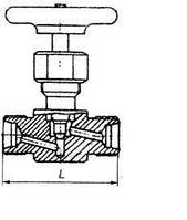 Вентиль запорный проходной цапковый или муфтовый 15с54бк, 15с54бк1