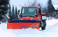 Многосекционные снегоуборочные отвалы серии CIRRON AEBI-SCHMIDT