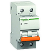 Автоматический выключатель ВА63, 1P+N 40A хар-ка C, 4.5кА, 11217, Schneider Electric