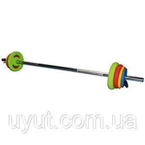 Штанга для фитнеса fitness pump