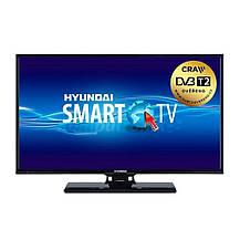 Телевизор Hyundai FLN48TS511(50Гц, Full HD, Smart TV, Wi-Fi, Dolby Digital Plus 2x8Вт, DVB-C/T2/S2), фото 2