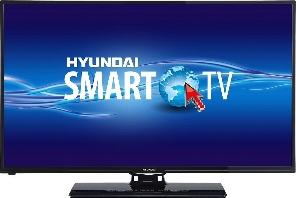 Телевизор Hyundai FLN48TS511(50Гц, Full HD, Smart TV, Wi-Fi, Dolby Digital Plus 2x8Вт, DVB-C/T2/S2)
