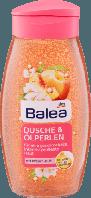 Гель-масло для душа Balea Ölperlen Pfirsich