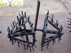 Культиватор-пропольник ПП-3 (2,1 м, культиватор Еж, тройной), фото 2