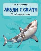 Акули і скати. 50 найвідоміших видів, фото 1