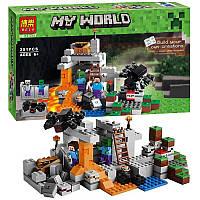 """Конструктор Bela 10174 (79043) Пещера """"Minecraft"""""""